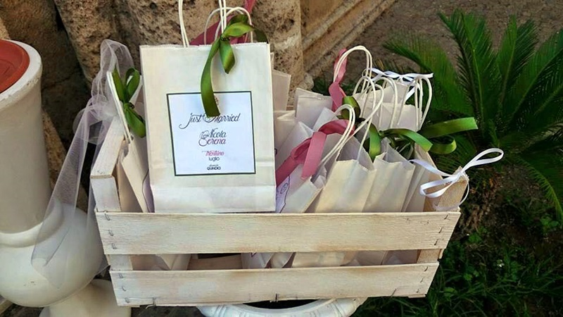 Bien-aimé Wedding bag per stupire e coccolare gli invitati al matrimonio  YP65