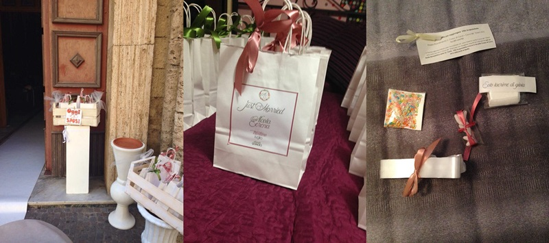 Connu Wedding bag per stupire e coccolare gli invitati al matrimonio  VD41